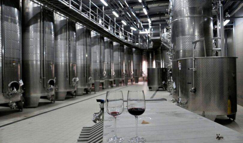 Крымский винно-коньячный завод «Бахчисарай»