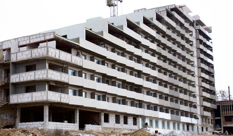 Туристический комплекс им. Мокроусова (завершение строительства), г. Севастополь