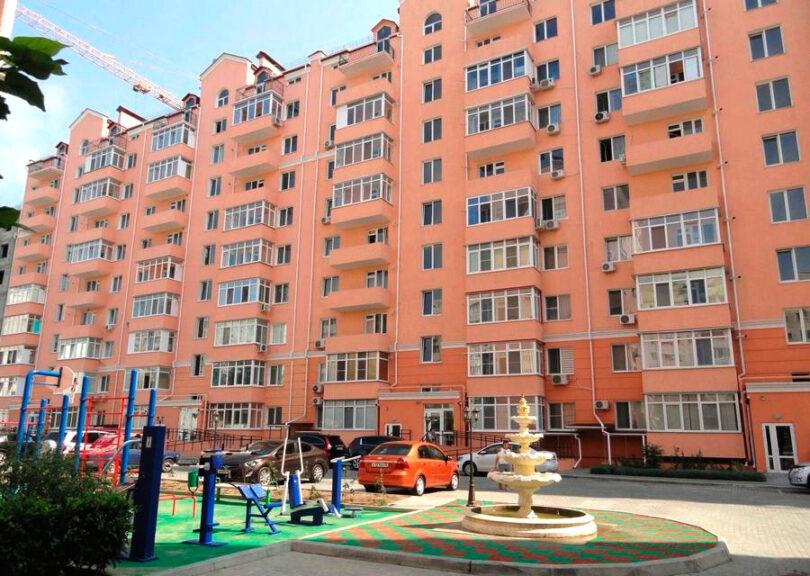 Жилой дом по пр. Острякова, г. Севастополь